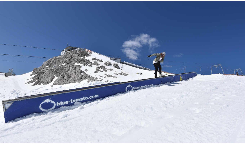 Blue tomato snowboard jacken