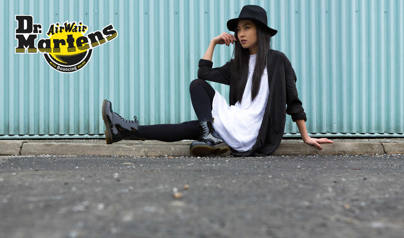 New: Dr. Martens Women