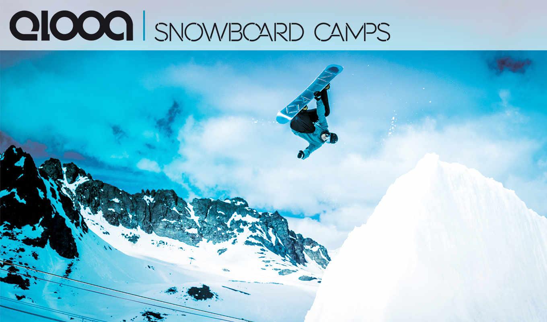 Elooa Snowboard camps