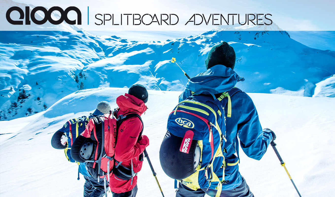 Elooa splitboard Adventures