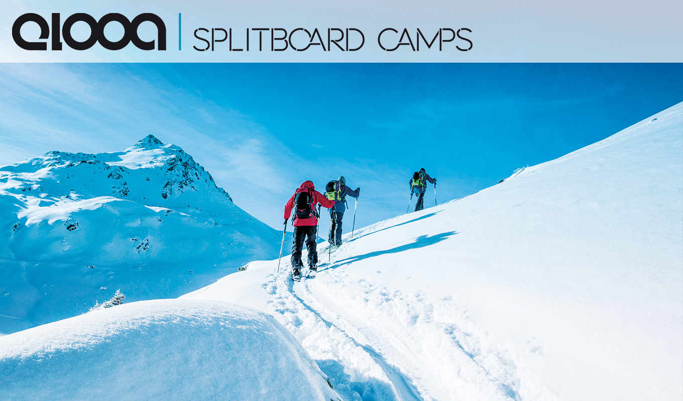 Elooa Splitboard Camps