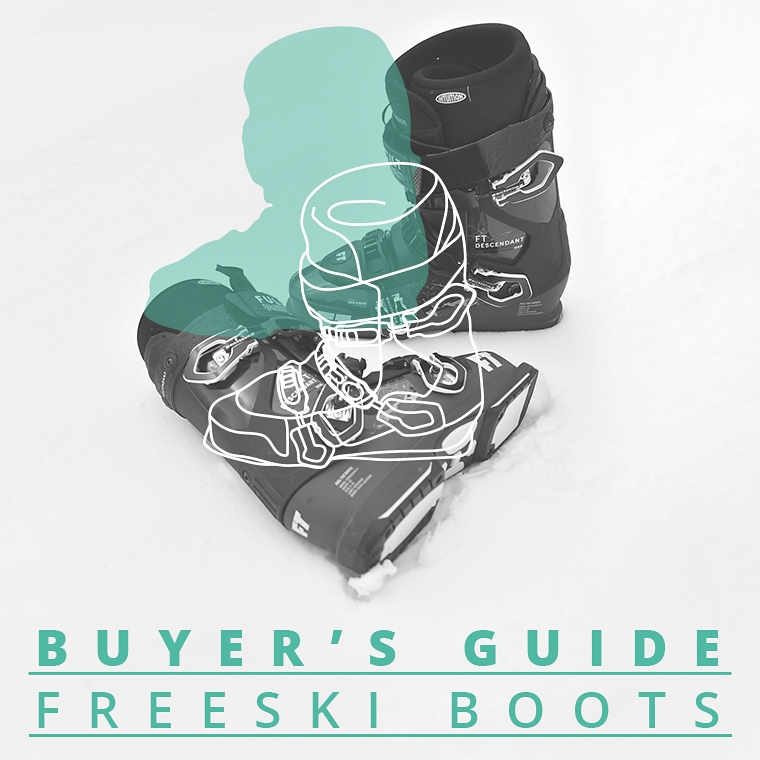Buyer's Guide Freeski Boots