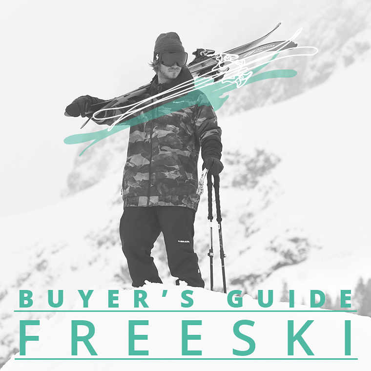 Buyer's Guide Freeski