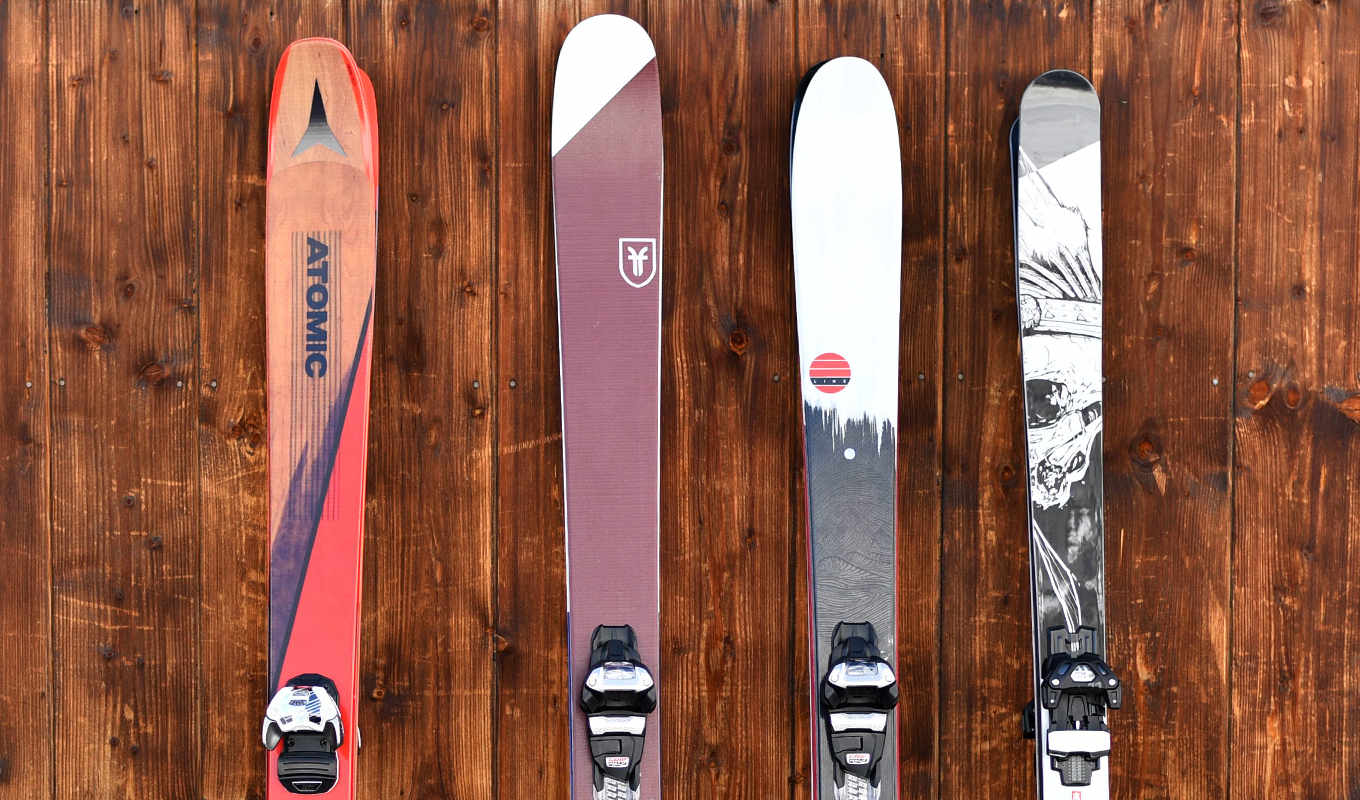 Freeski Buyer's Guide