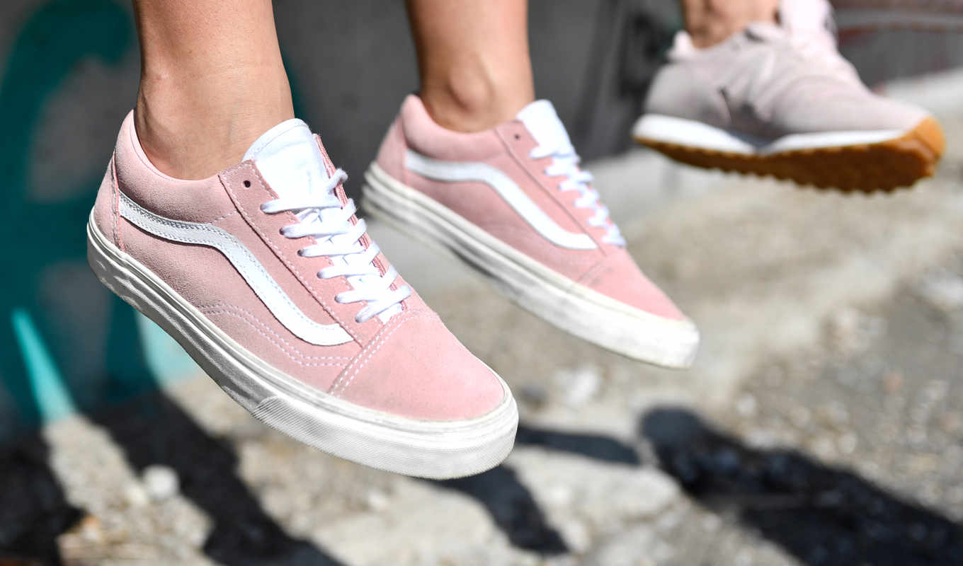 Pastell Shoes