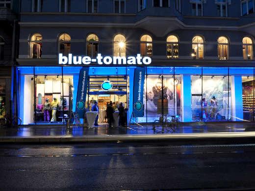 Blue Tomato Shop Köln