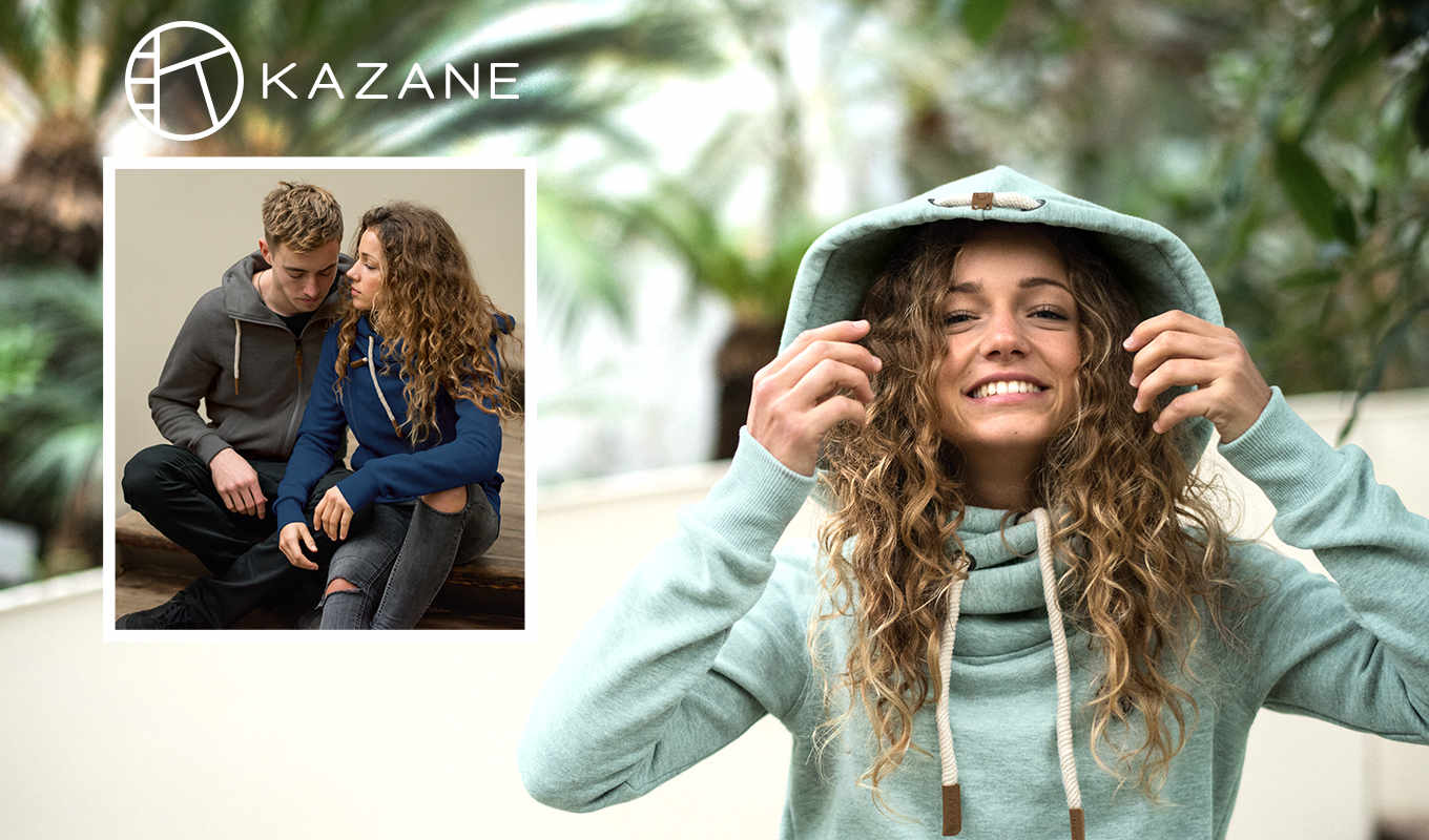 New Brand online now: kazane