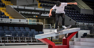 Street League Skateboarding Munich