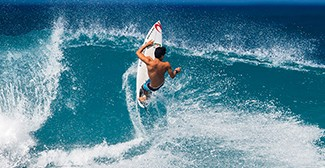 All about surfing