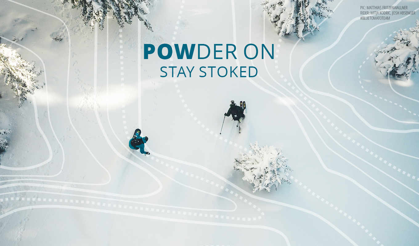 Your perfect POWder setup