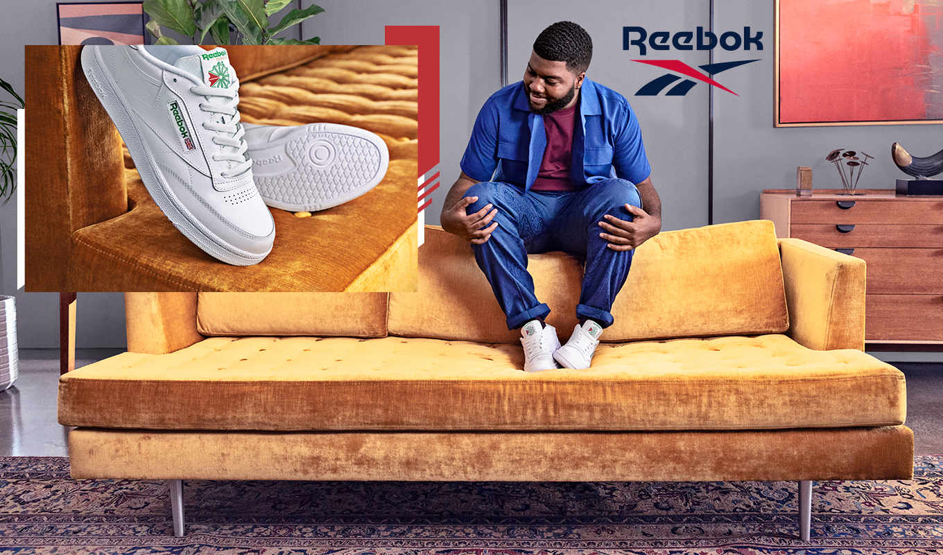 New Styles from Reebok