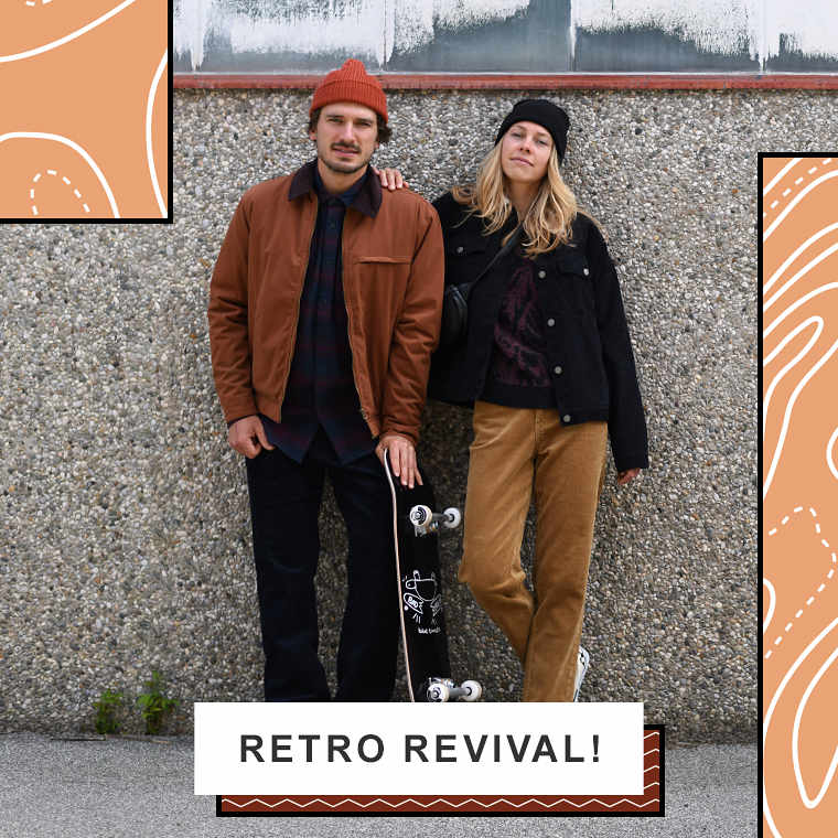 Inspiration Retro Revival