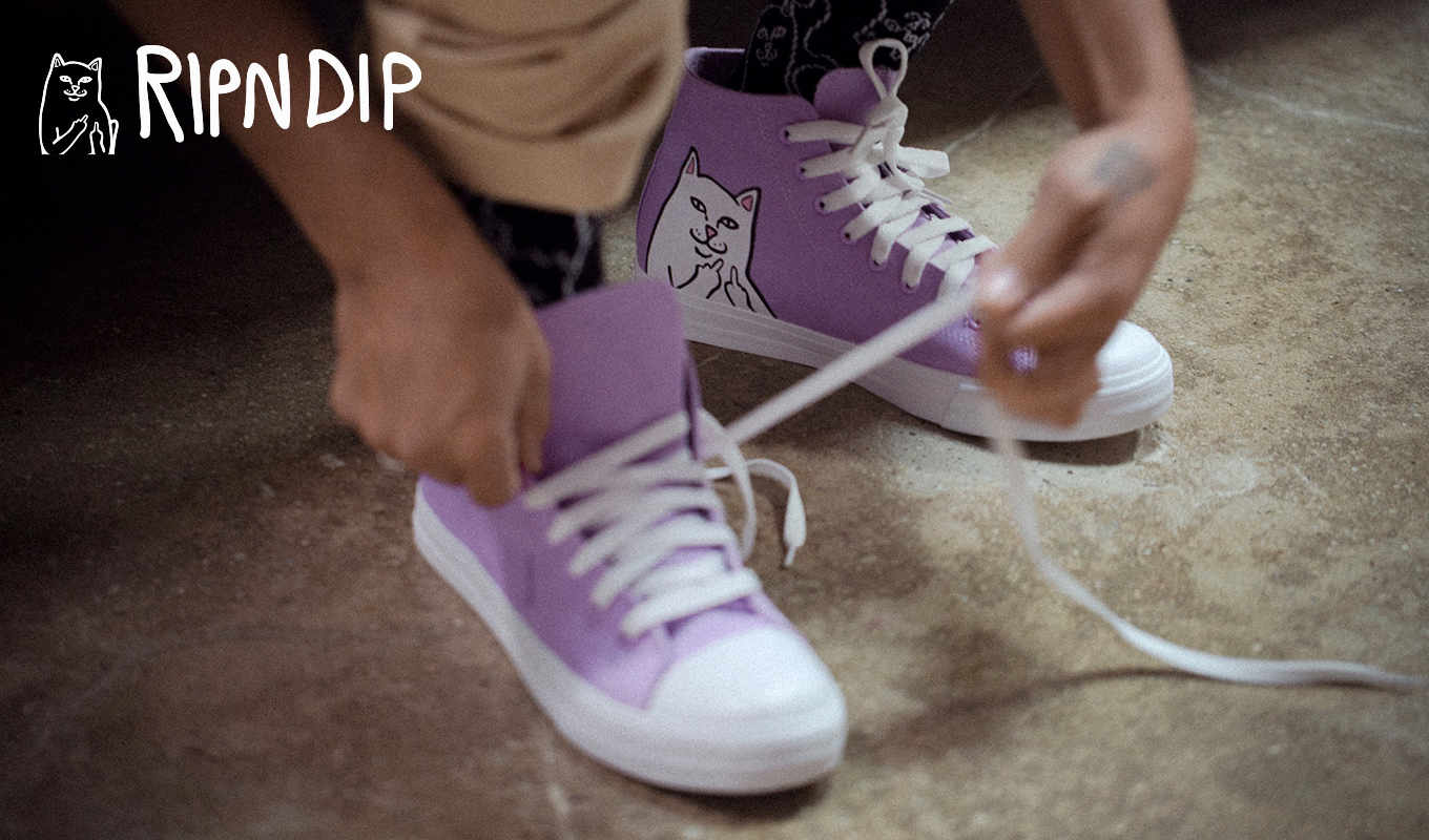 New:Rip n dip shoes