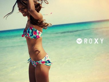 Lifestyle beachwear by Roxy
