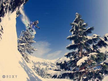 Lifestyle Snowwear and Snowboard by Roxy