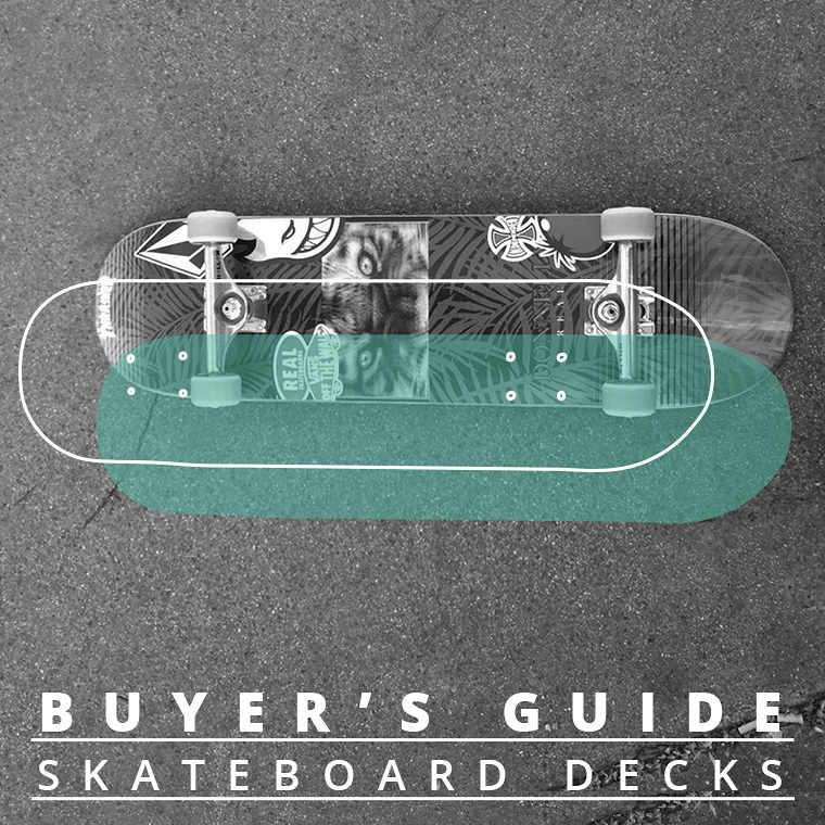 Buyer's Guide Longboards & Cruiser