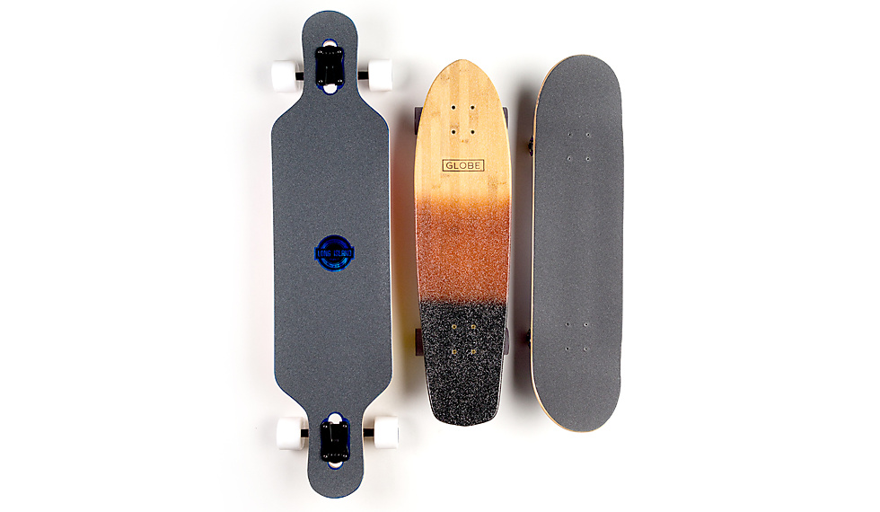 Longboard, Cruiser and Skateboard for Men and Women
