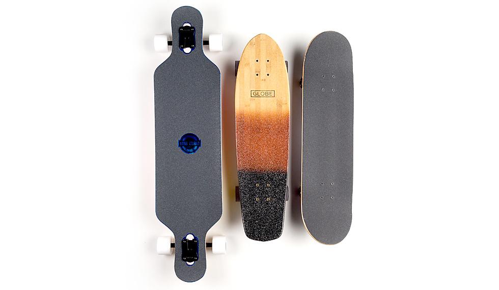 skateboard typen