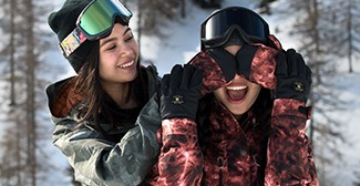 Snowboard jackets for women