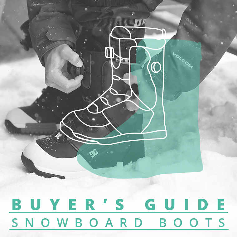 Buyer's Guide Snowboard Boots