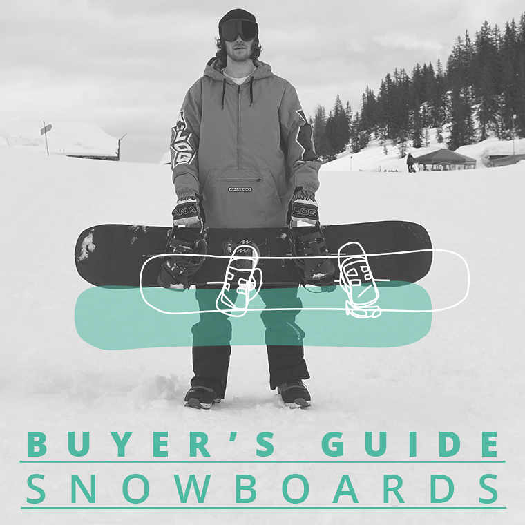 Buyer's Guide Snowboards