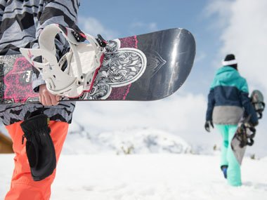 Splitboard bindings