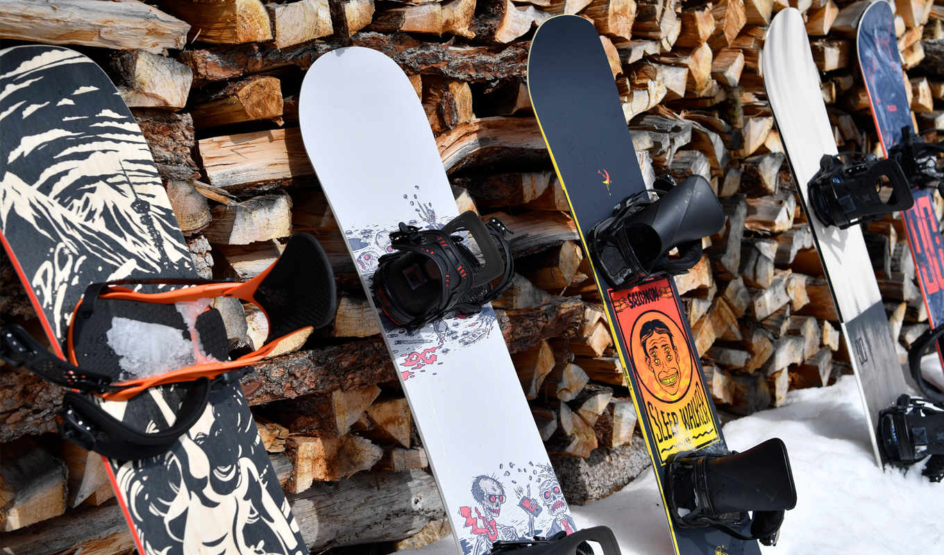 find your perfect Snowboard