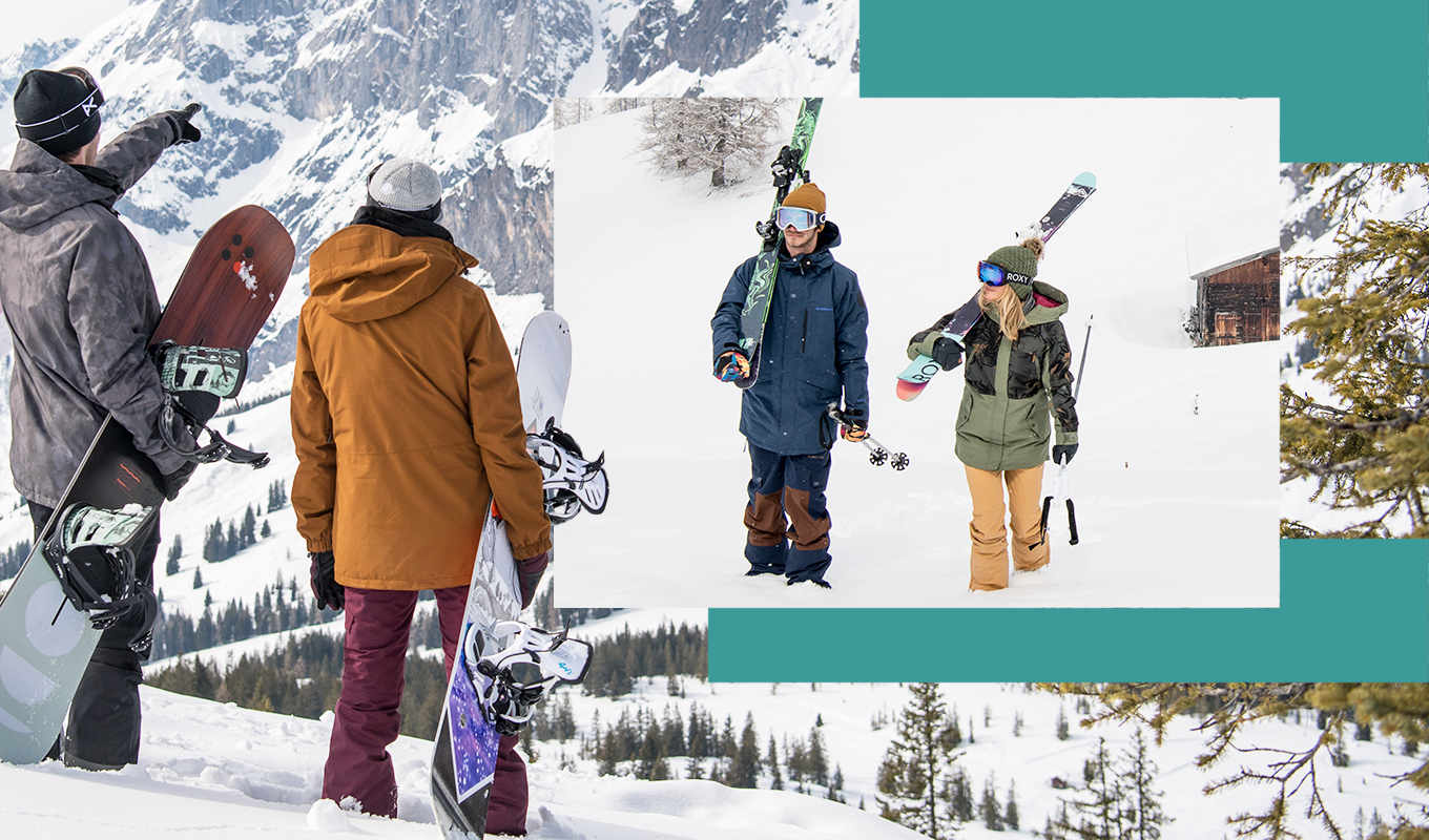 Discover the snowwear highlights