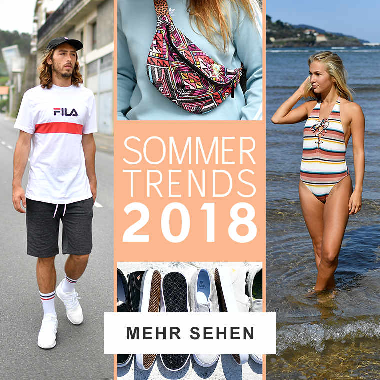 Sommertrends 2018