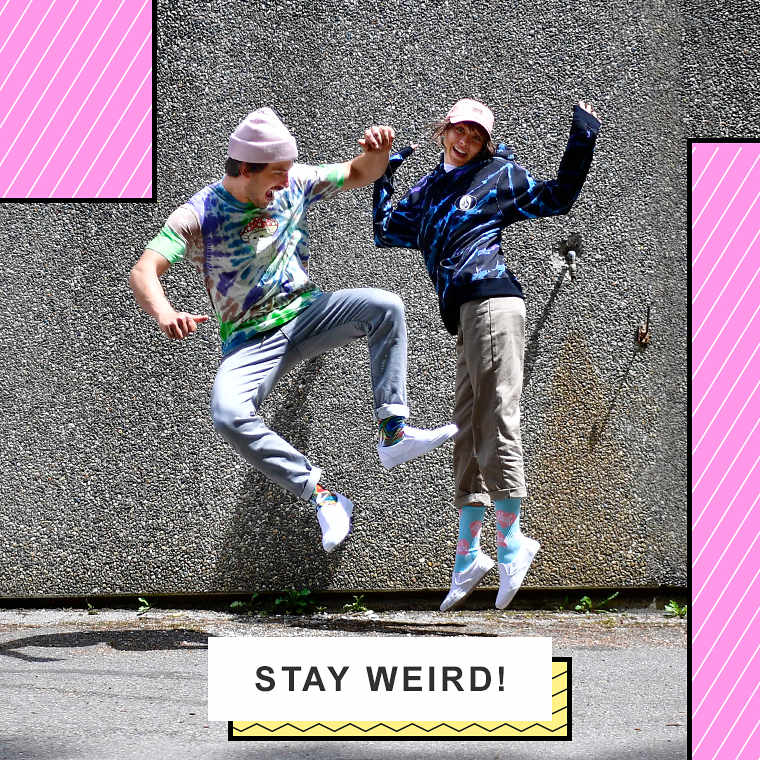 Inspiration Stay Weird