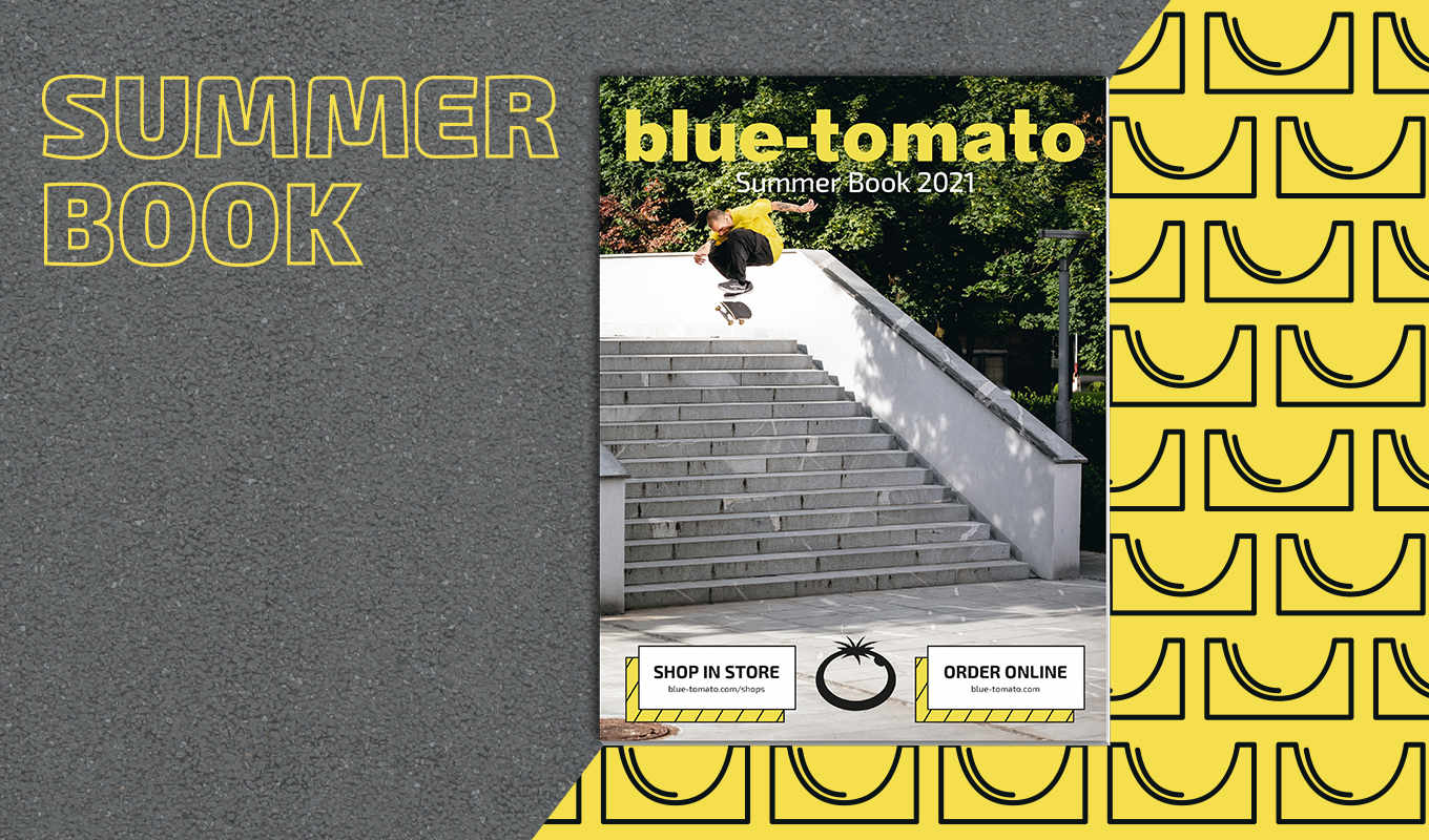 The new Blue Tomato Summer Book is here