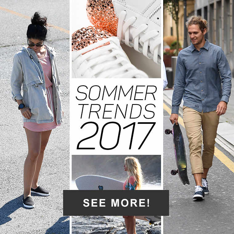 Sommertrends 2017
