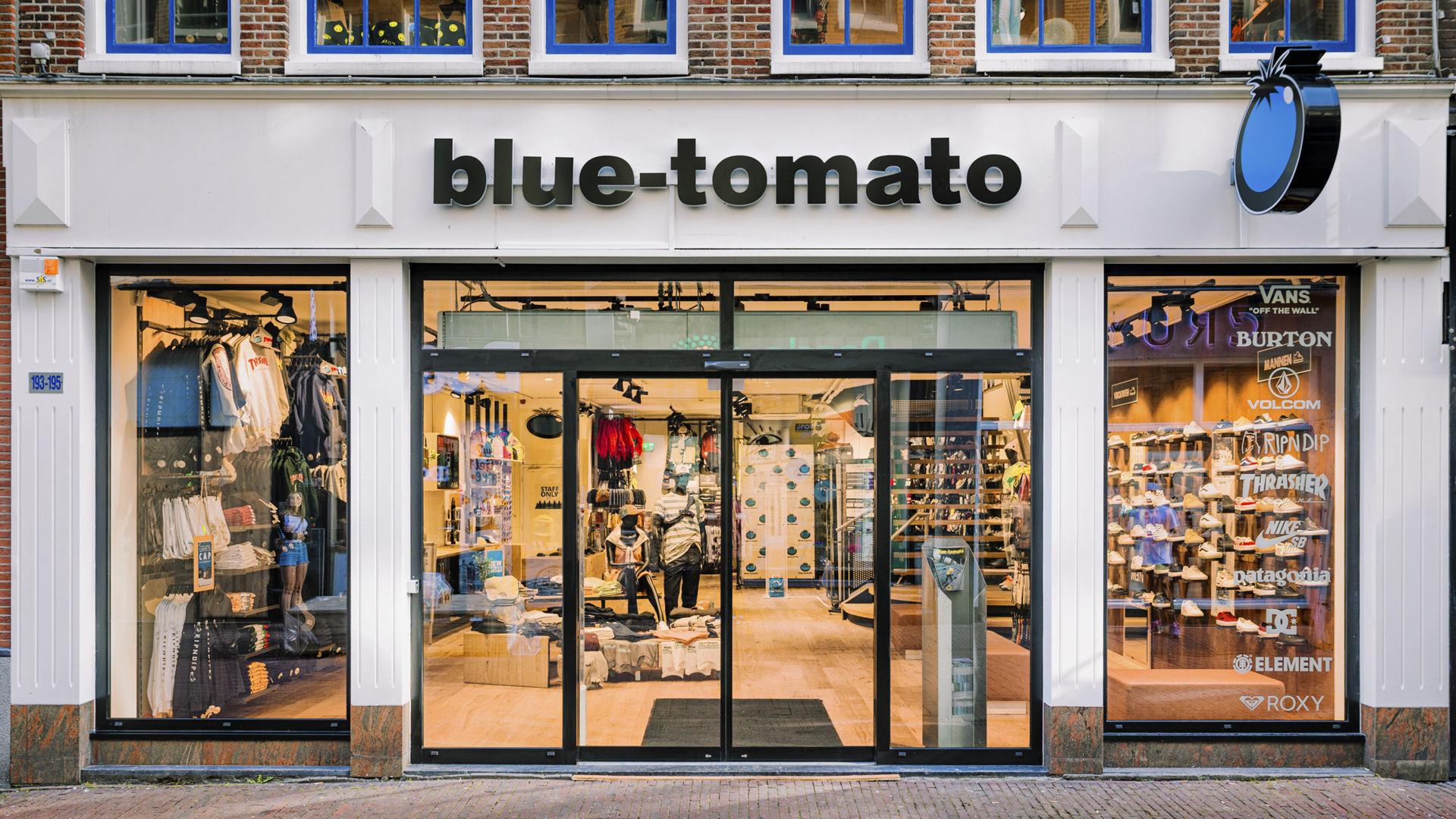 Blue Tomato Shops opened in Amsterdam & Utrecht