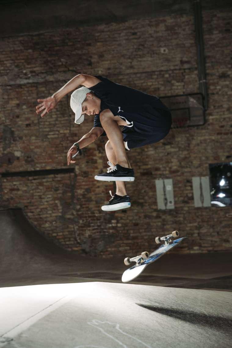 Best Foot Forward- Skatehalle Berlin
