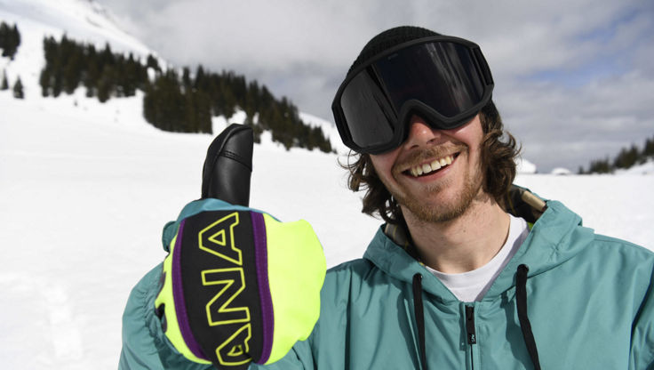 The Oakley Line Miner is an OTG goggle