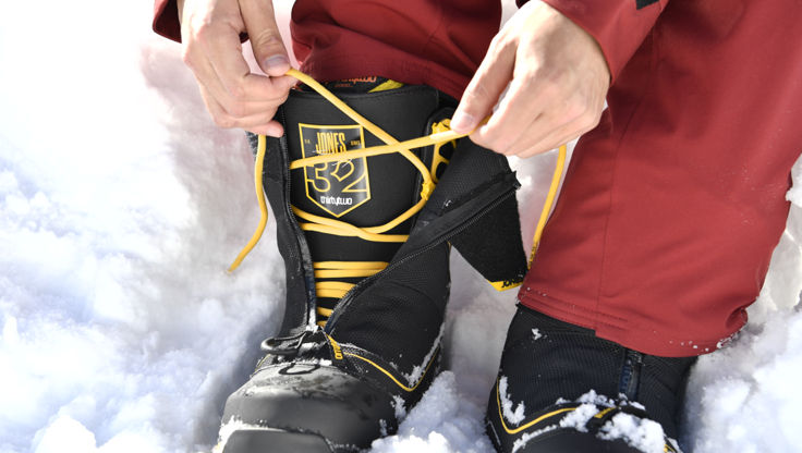 Splitboarding boots offer the support you need