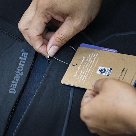 Patagonia - Fair Trade Label