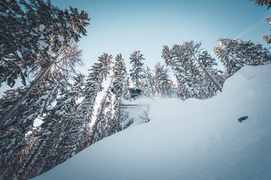 Pic: Matthias Fritzenwallner | Rider: Josh Absenger