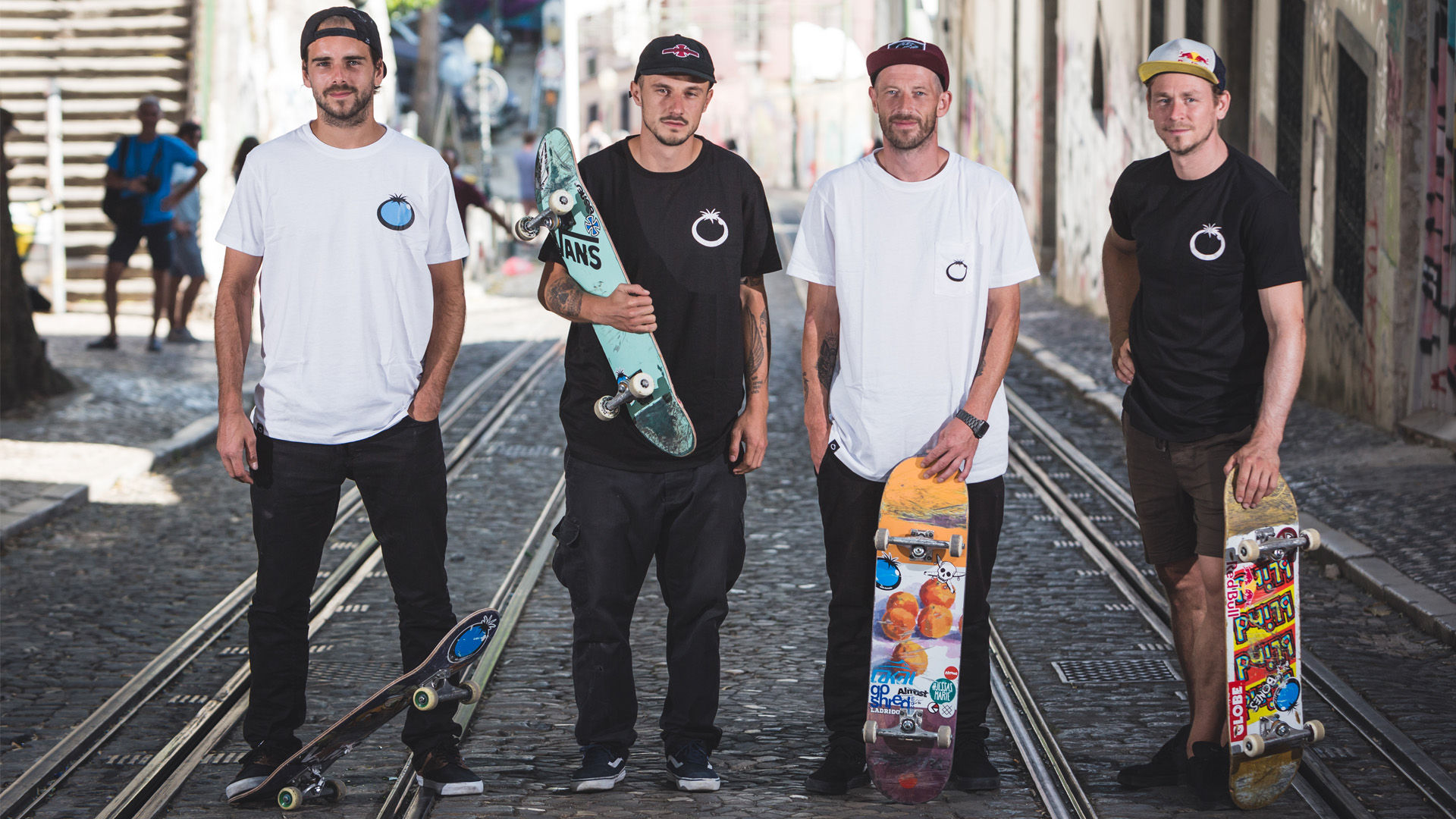 Lisbon Skateboard Tour
