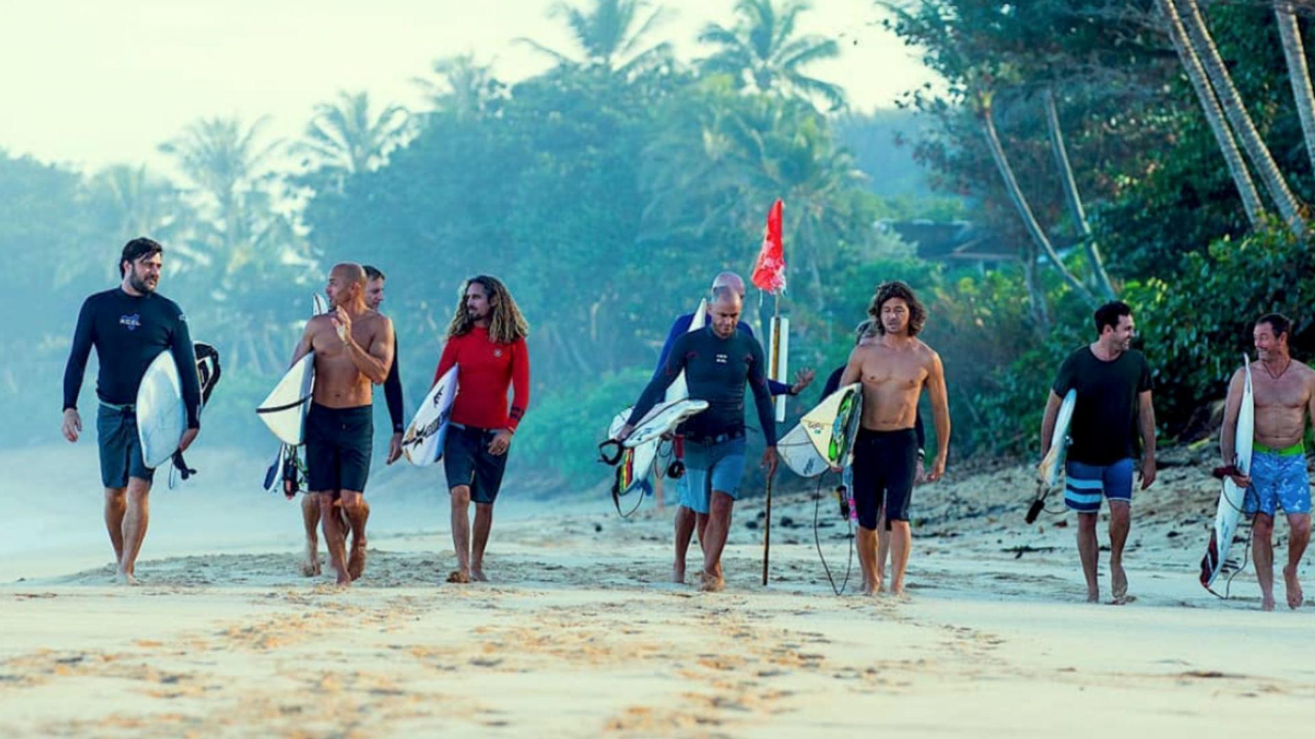 Momentum Generation Surf Movie