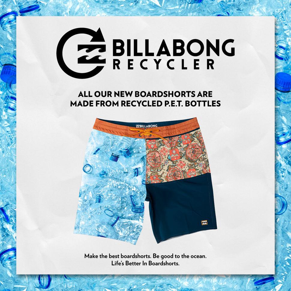 Billabong Recycler Boardshorts