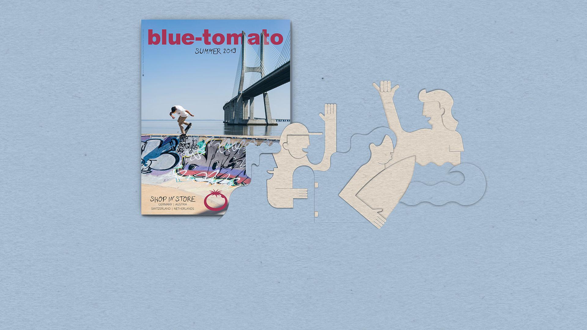 Blue Tomato Summer Catalogue