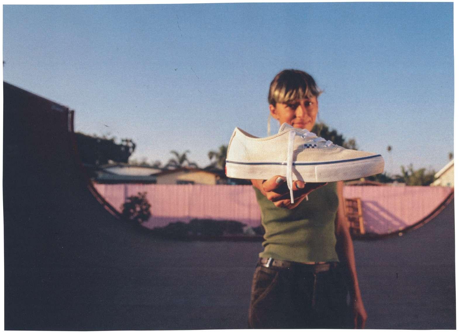 Lizzy Armanto x Skate Authentic