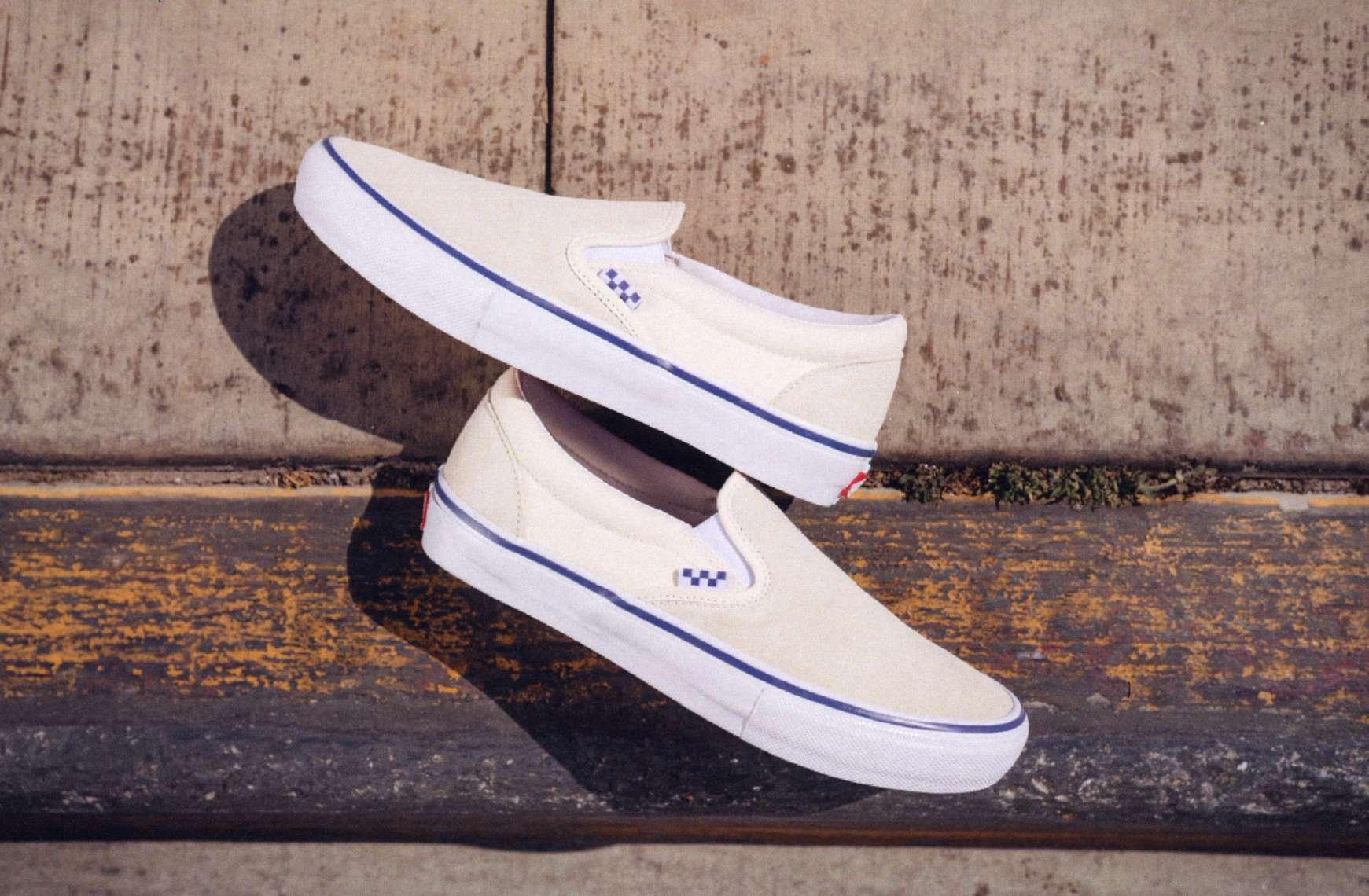 Vans Skate Slip On