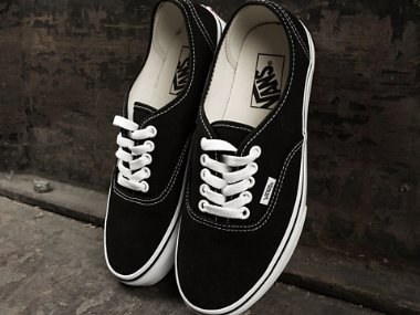 Vans Authentic-detail