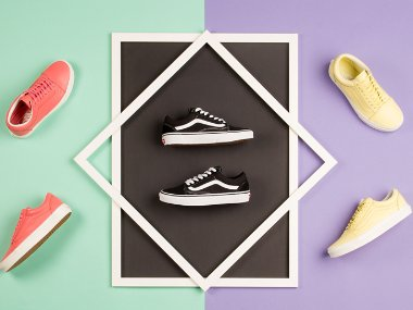Born in the Californian sun in 1977 and a huge part of the sneaker world  ever since  The Vans Old Skool! After the release of the classics Vans  Authentic ... c1d043dec23