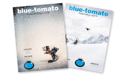 Blue Tomato Winter Catalogues 2017/18