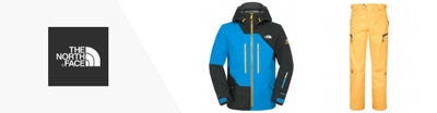 The North Face Winter Jacket and Pant
